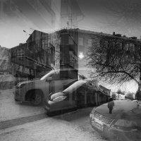 Марина Никифорова - Одиночество Мультиэкспозиция :: Фотоконкурс Epson