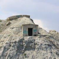 Архитектура Крыма -124.Военные сооружения. :: Руслан Грицунь