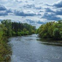 Река Уды :: Антон