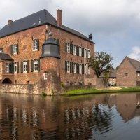 Замок Эренштайн, Голландия, серия замки на воде :: Witalij Loewin
