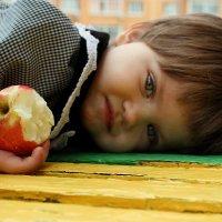 Яблочный спасс :: Анна Шишалова