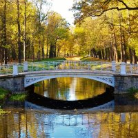 Ажурный мост... :: Sergey Gordoff