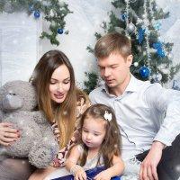 семья :: Инна Пантелеева