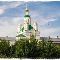 В Макарьевском монастыре :: Андрей Головкин