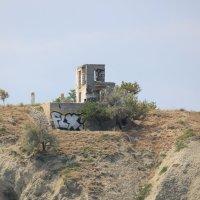 Архитектура Крыма -128.Военные сооружения. :: Руслан Грицунь