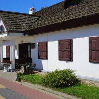 Дом-музей А.В.Суворова в Кобрине :: Ольга Чистякова