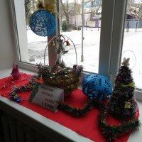 Работа первоклашек 10-й школы Днепра: Магические нотки зимы... :: Алекс Аро Аро