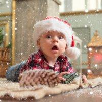 Юный Дед Мороз :: Светлана Тремасова