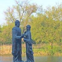 Памятник  любви  и  верности ! :: Виталий Селиванов