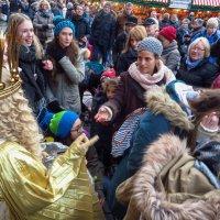 Рождественские встречи :: Elen Dol