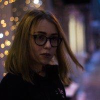 Фиолетовый мир :: Валерия Потапенкова