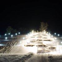 Нагорный парк г. Барнаул :: Никита Сницарев