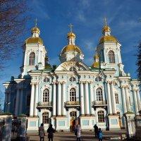 Николо-Богоявленский морской собор... :: Sergey Gordoff