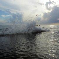 встреча моря с небом :: tgtyjdrf