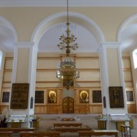 Покровский кафедральный собор :: Наиля