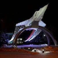 Полёт в Новый год :: Валерий Чепкасов