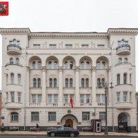 Москва. Доходный дом И. Н. Шибалина. Посольство Кыргызской республики :: Алексей Шаповалов Стерх
