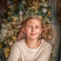 Новогодние детки :: Roman Sergeev