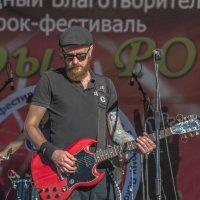 Рок-фестиваль :: Виктор Грузнов