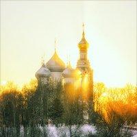 Морозное утро... :: Александр Никитинский