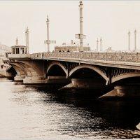Благовещенский Мост :: Galina Belle