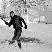 Праздник первого снега :: Игорь Попов
