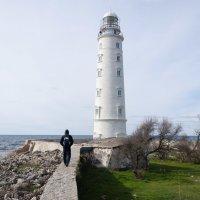 Херсонесский маяк :: Анна Выскуб