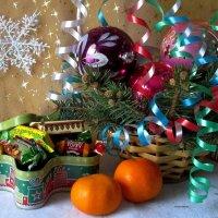 Новый год на подходе! :: Татьяна Смоляниченко