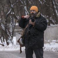 В снег и ветер :: Яков Реймер