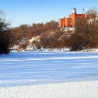 Тени на снегу :: Андрей Заломленков
