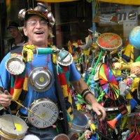Уличный музыкант :: Tanja Gerster