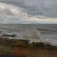 шторм на Черном море :: Антонина Владимировна