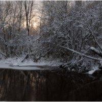 Зимний вечер :: Александр Максимов