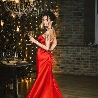 Новогодняя вечеринка :: Юлия Любченко