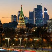 Москва, два центра :: Gordon Shumway