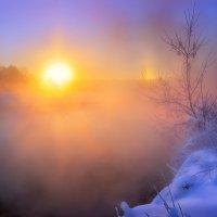 Морозный рассвет ...4 :: Андрей Войцехов