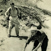 Туркмения Змееловы 1960 г. :: Игорь Пляскин