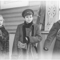 Ожившие страницы истории :: Андрей Вьюшков