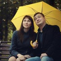 Под зонтом :: Anastasia Shepri