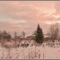 Зима. Онега. :: Марина Никулина