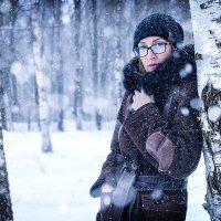Зимняя прогулка :: Марина Алексеева