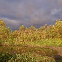 Луч перед дождем , :: Святец Вячеслав