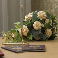Свадьба- это самое чудесное событие в жизни каждой девушки :: Наталья