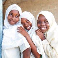 Школьницы Занзибара :: Nika De Carolis