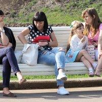 вкусное мороженое :: Олег Лукьянов