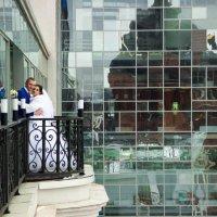 на балконе :: Tiana Ros