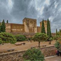 Spain 2016 Granada La Alhambra1 :: Arturs Ancans