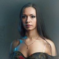 Портрет танцовщицы :: Олег Дроздов