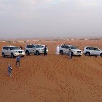 Джипинг в  пустыне. :: Виталий Селиванов