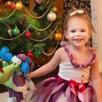 новогоднее, праздничное настроение ) :: Райская птица Бородина